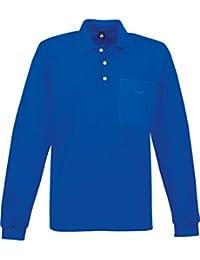Trigema Trigema Damen Langarm Polo-shirt - T-shirt - Femme
