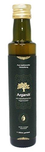 Foodtastic bio arganöl geröstet 250ml
