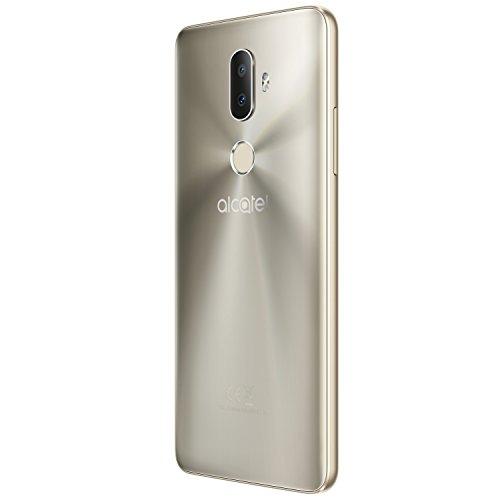 Alcatel 3V Smartphone, 16 GB, Spectrum Oro