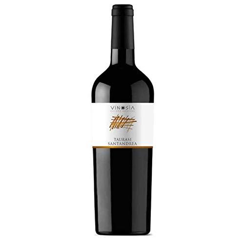 Vino Taurasi SantAndrea DOCG rosso - Vinosia - Cartone da 6 Pezzi