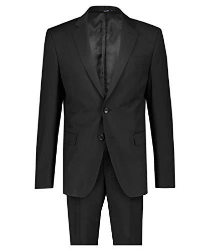 Joop! Herren Anzug Herby-Blayr Slim Fit schwarz (200) 94