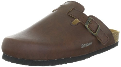 Dr. Brinkmann Mens 600141 Clogs Brown Braun (braun) Size: 41 EU (7.5 Herren UK)