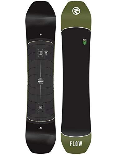 Flow Herren Freeride Snowboard Stout 160X -
