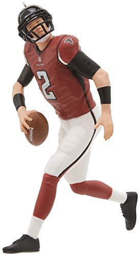 Hallmark Fußball-Legenden Atlanta Falcons Matt Ryan Ornament Keepsake-Ornaments Sport und Aktivitäten, City & State