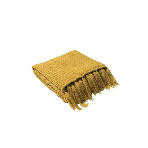 HYwot Caldera Acryl Decke Stricken Sofa Decke Weiche Geladene Fotografie Requisiten,a5 -