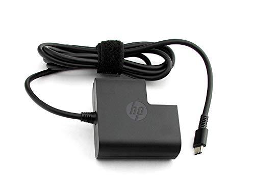 HP USB-C Netzteil 65 Watt Original für Hewlett Packard Elite x2 1012 G2 Serie - Elite-netzteil