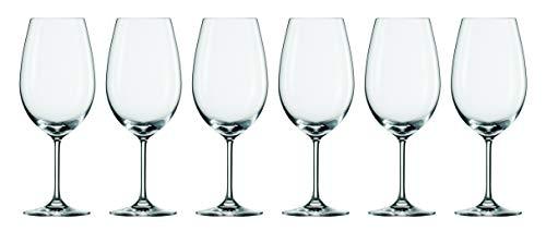 Schott Zwiesel 140562 Ivento Bordeaux Wijnglas, 0.63 L, 6 Stück