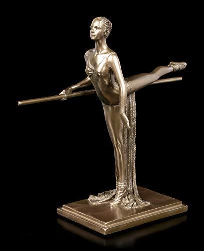 Beauchamp Ballett Tänzerin Figur im Bronze-Look - The Disziplin of Training | Deko-Figur, Motiv