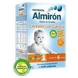Almiron Cereales Con Galleta