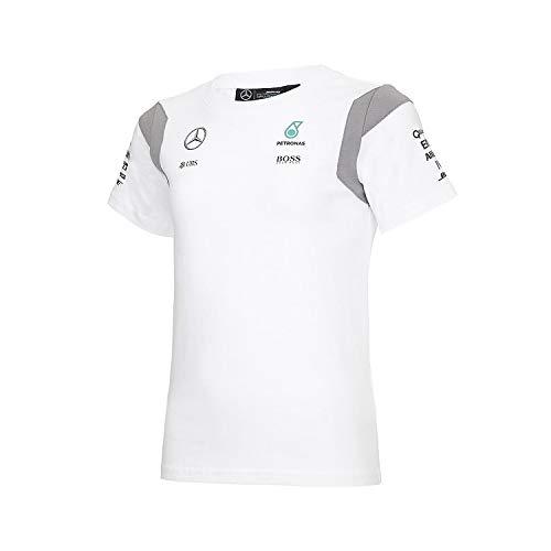 NUEVO para 2016. Mercedes AMG Petronas-Camiseta de controlador de