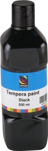 omega-tempera-paint-500ml-black