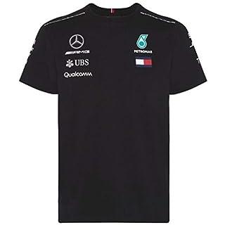 Mercedes AMG Petronas F1 Mens Driver T-Shirt 2018 L