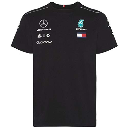 Mercedes AMG Driver Tee 2018, black, XL