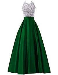 PengGengA Donna Elegante Vestiti da Matrimonio Abito Lunghi Vestito Formale  Banchetto Sera 5b0601dfd95