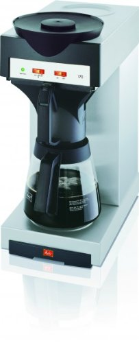Gastro Filterkaffeemaschine ca 100 Tassen//Std 2 Glaskannen Profi Kaffeeautomat