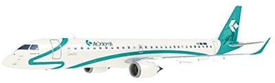 "Herpa 609821 ""Air Dolomiti Embraer E195"" Miniaturfahrzeug von Herpa"