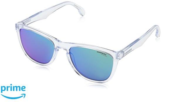 Carrera Unisex-Erwachsene Sonnenbrille 5042/S, Blau, 55