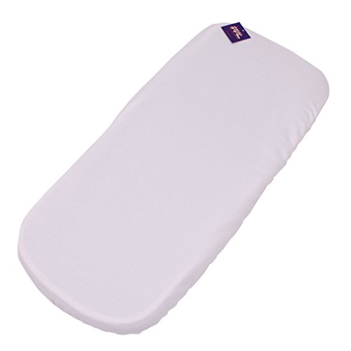 Funda Colchón Capazo Jane Transporter PIQUE BLANCO (PACK 2ud) tititnins