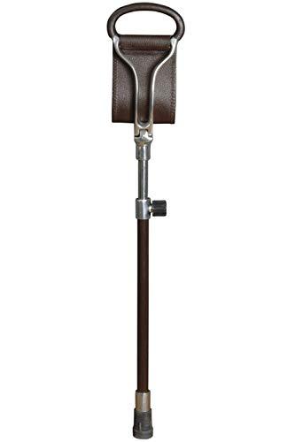 Classic - Bastón con asiento integrado ajustable