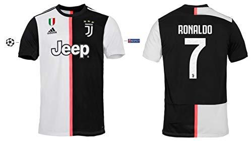 Juventus Turin Trikot Kinder 2019-2020 Home UCL - Ronaldo 7 (152) -