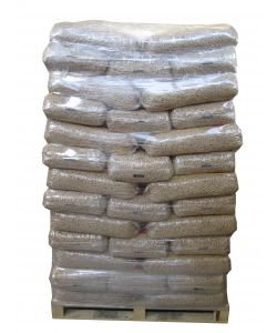 Bancale di pellet - 70 sacchi