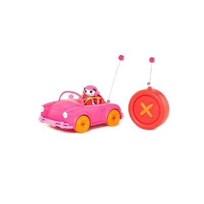 Lalaloopsy 510291 - Mini Lalaloopsy Coche Rc Car W/Exclusive Character, 40 Mhz (color rosa) por Bandai