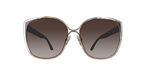 Jimmy Choo Damen MATY/S V6 17C 58 Sonnenbrille, Gold (Gdbw Glitter/Brown Sf),