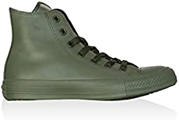 converse all star verde bottiglia