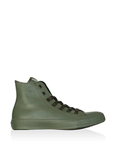 CONVERSE Chuck Taylor All Star Hi sneakers GOMMA COLLARD VERDONE 155156C Verde oliva
