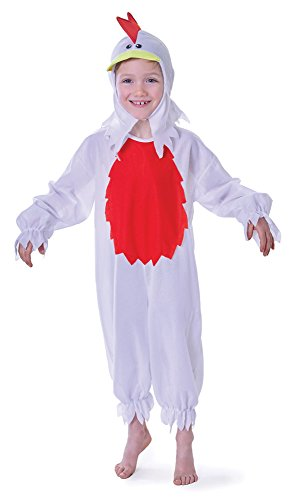 Bristol Novelty CC608 Huhn Kid 's Costume, Höhe -