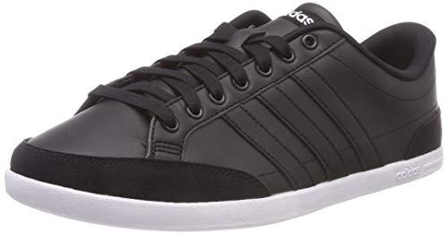 adidas Caflaire, Chaussures de Tennis Homme, Multicolore (Cblack/Cblack/Ftwwht B43745), 43 1/3 EU