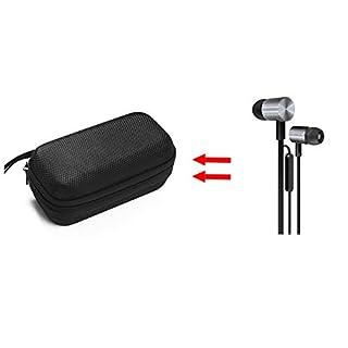 GH GHawk® Beyerdynamic iDX 200 iE Kopfhörer-Etui Hard Travel Schutzhülle Schutzhülle Transportbox Box Kopfhörer-Tasche