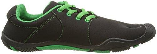 Freet Meta Schuhe schwarz - schwarz/grün