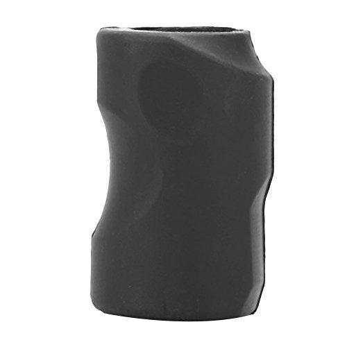Silikon Tätowierung Maschinengewehr Griff Abdeckungs Griff Halter, Schwarz -