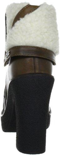 Diesel Naomy Y00531 PR246, Boots femme Marron-TR-H2-222