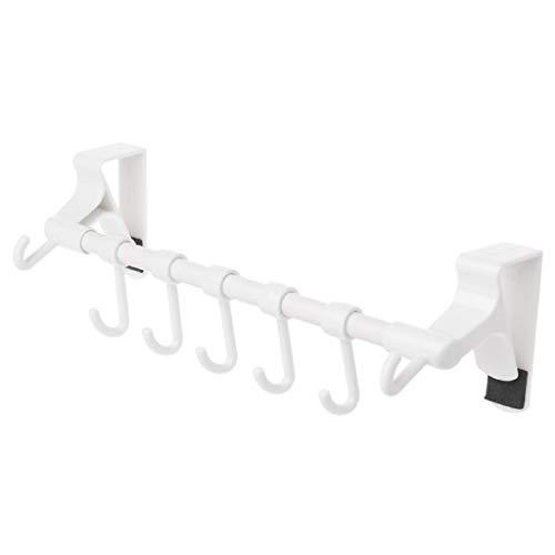 rrolle Handtuch Veranstalter hängen Türhaken Rack Halter Badezimmer Regal ()