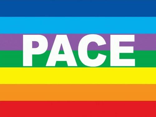 Bandiera della Pace, 100 X 140 CM
