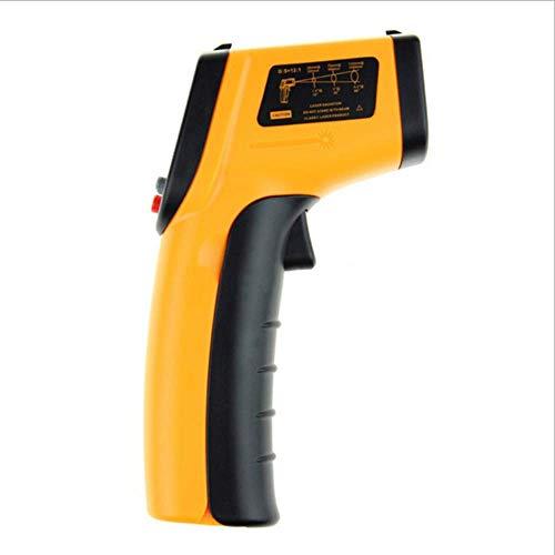 zfy Termómetro Detector de Infrarrojos Manual de Mano Pistola de Temperatura Industrial