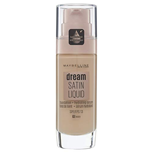 Maybelline New York Dream Satin Foundation Maquillaje