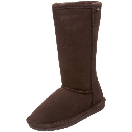 Bearpaw Emma Tall Ankle, Bottes femmes Marron (Beun/chocolat)