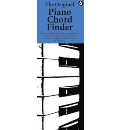 [(The Original Piano Chord Finder )] [Author: Leo Alfassy] [Jan-1992]