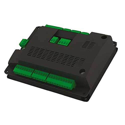 Easyricambi Scheda di Controllo TIEMME MB250 IDRO 4_8 Tasti (sostit. SY250 a seconda della Versione) per Stufe a Pellet Caldaie Termocamini