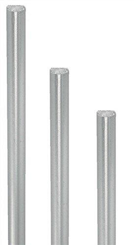 Preisvergleich Produktbild Format 4048563028396 - Drehstange D 6 Stahl vernickelt 1250 mm