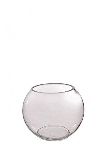 Transparente Glasvase, Fischglas von Homestreet – zur Tischdekoration bei Hochzeiten, in vielen verschiedenen Größen, 10