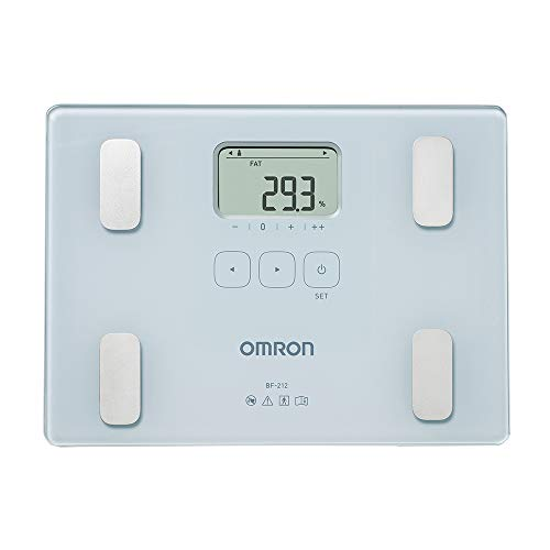 OMRON BF212 - Báscula baño digital análisis composición