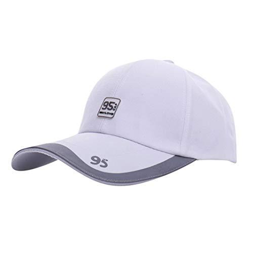 Preisvergleich Produktbild URIBAKY Baseballmütze-Mode-Hüte für Männer Casquette Polo für Wahl-im Freien Golf-Sonnenhut