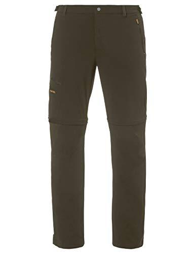 Vaude Herren Farley Stretch T-Zip Hose II, Tarn, 50/M(lang) , 04575
