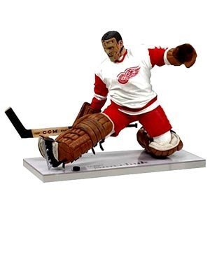 NHL Legends Series 8 Terry Sawchuk Action Figure by McFarlane Toys