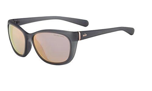 Nike occhiali da sole gaze2rev0760 (58 mm) grigio/oro