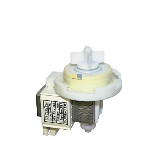 ORIGINAL Magnettechnikpumpe Ablaufpumpe Solo Miele 6696272